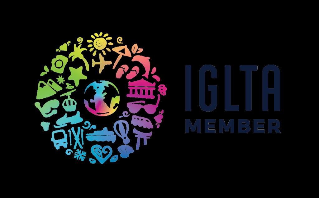 Proud member of IGLTA