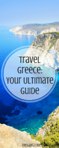 Greece travel will provide you with amazingly distinct architecture, beautiful ocean landscapes, delectable food, and a top notch gay party scene!