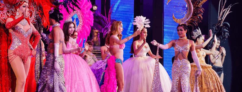 cabaret ladyboy show in thailand