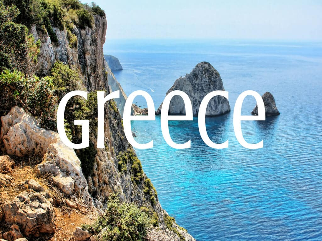 Destination - Greece