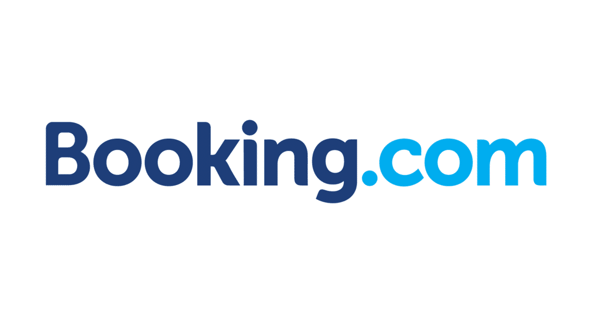 Booking logo - a great travel resource