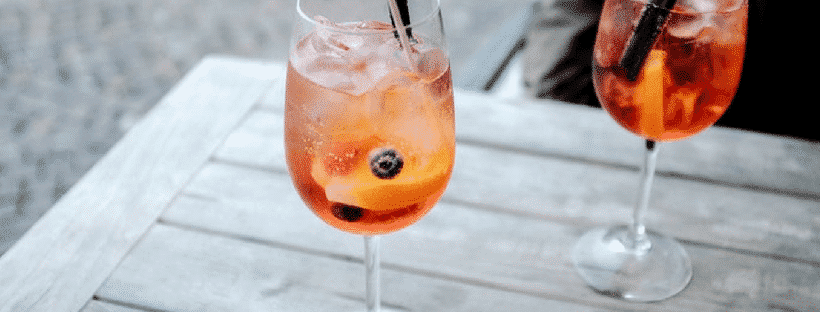 Enjoying a spritz in Venice is one of our favorite things to do in Italy!