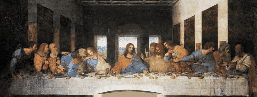 Viewing The Last Supper is a can't miss thing to do in Italy