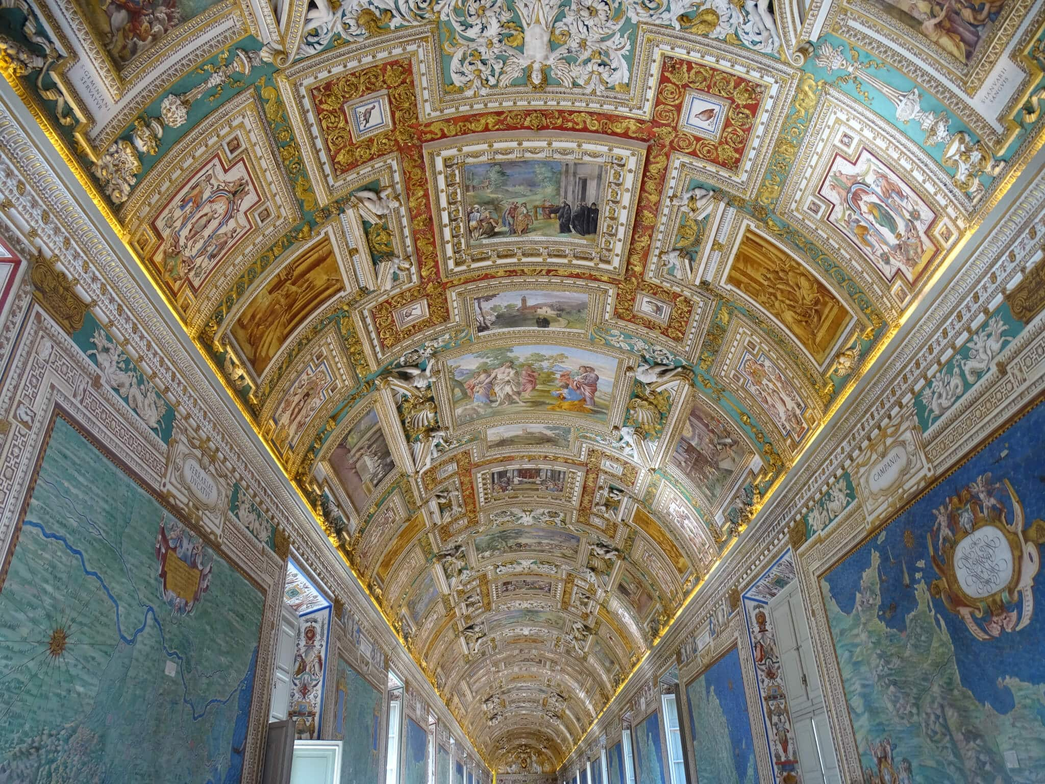 The Vatican, the perfect thing to do in Italy.