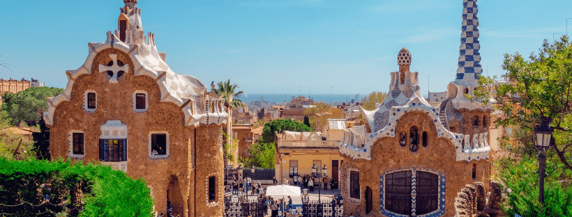 Fun things to do in Barcelona.