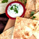 Easy Greek Pita Bread