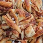 Swedish cinnamon buns are delicious!