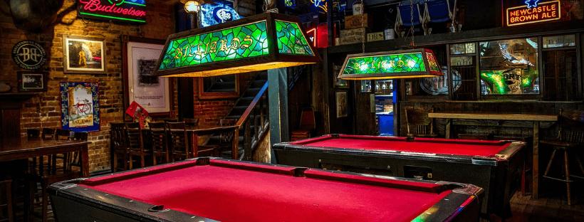 Gay bar in Seattle